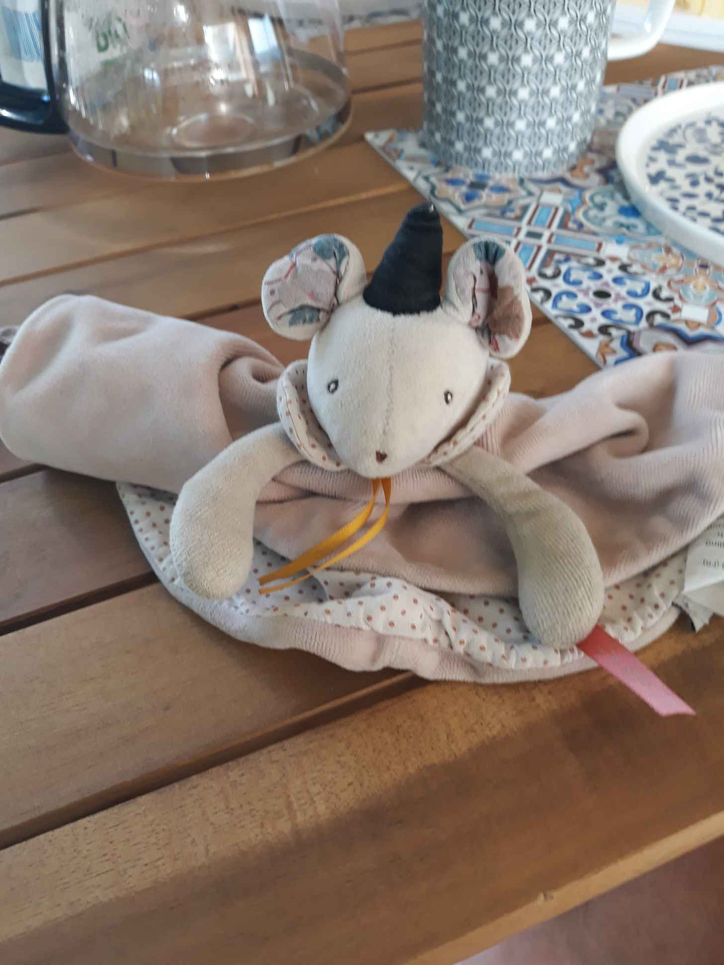 Trouvé - Doudou - Saint-Tropez, France - Sherlook.fr